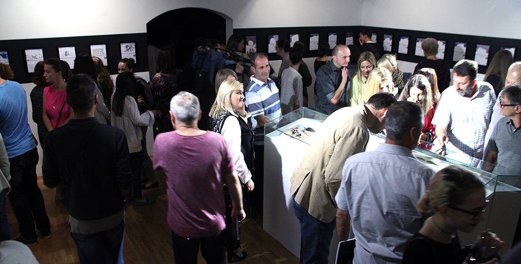 Opening National Gallery of Kosovo
